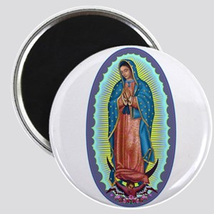 1 Lady of Guadalupe Magnet