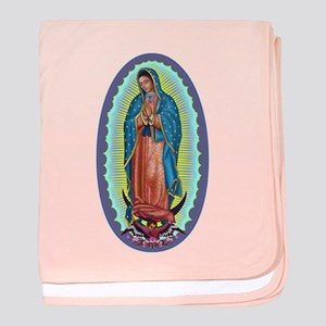 1 Lady of Guadalupe baby blanket