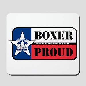HBR Boxer Proud Mousepad