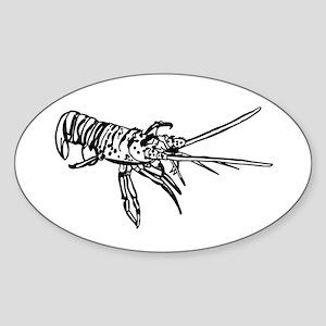 Spiny Lobster Sticker