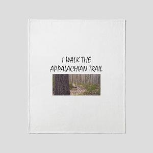 Appalachian Trail Americabesthistory Throw Blanket