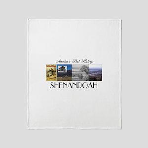 ABH Shenandoah Throw Blanket