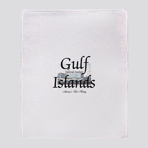 ABH Gulf Islands Throw Blanket