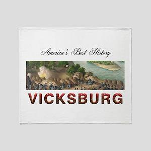 Abh Vicksburg Throw Blanket