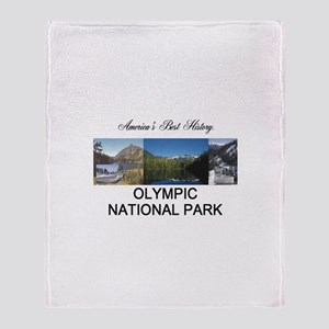 ABH Olympic NP Throw Blanket
