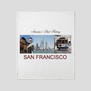 ABH San Francisco Throw Blanket
