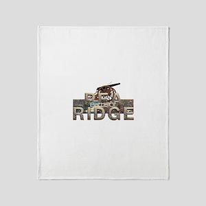 ABH Pea Ridge Throw Blanket