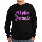 Alpha Female Sweatshirt (dark)