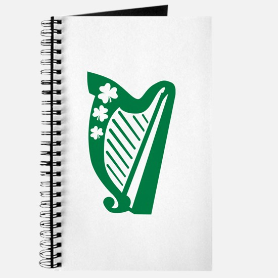 Irish harp Journal