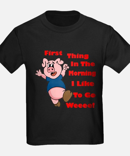 The Wee Pig T