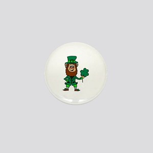 Leprechaun Mini Button