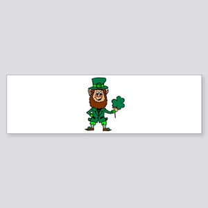 Leprechaun Sticker (Bumper)