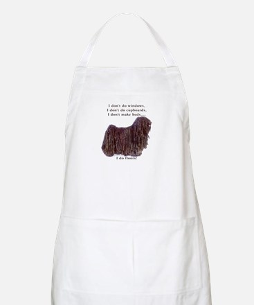 Puli floors BBQ Apron