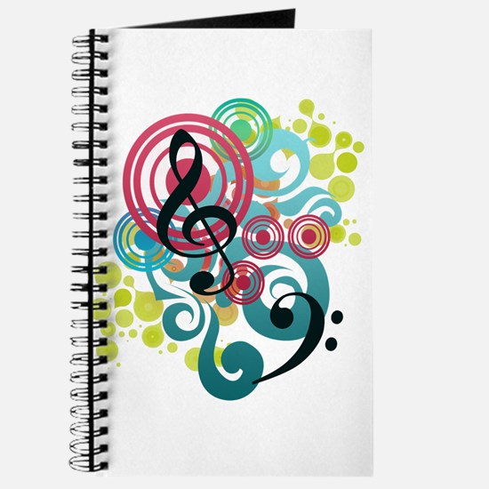 Music Swirl Journal