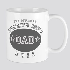 Official World's Best Dad 201 Mug