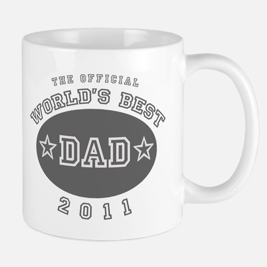 Official World's Best Dad 201 Mug