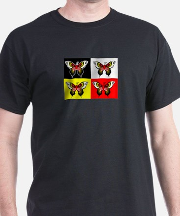 Funny Medicine wheel animal T-Shirt