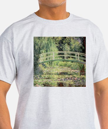 Unique Waterlily T-Shirt