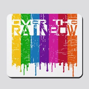 Over the Rainbow Mousepad