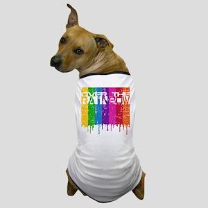 Over the Rainbow Dog T-Shirt
