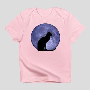 Cat & Moon Infant T-Shirt
