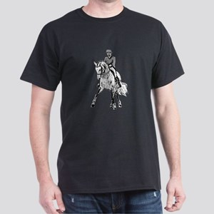 Dressage horse Dark T-Shirt