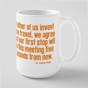 The Big Bang Theory Large Mug
