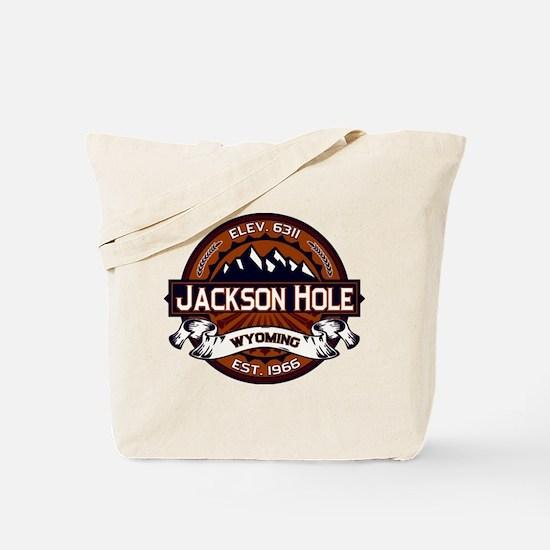 Jackson Hole Vibrant Tote Bag