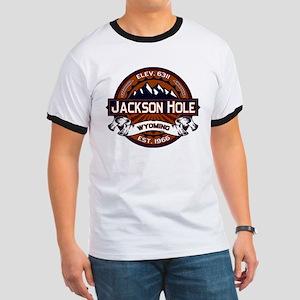 Jackson Hole Vibrant Ringer T