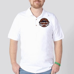 Jackson Hole Vibrant Golf Shirt