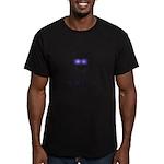 Balls Men's Fitted T-Shirt (dark)