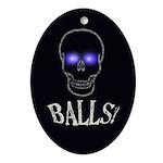 Balls Ornament (Oval)