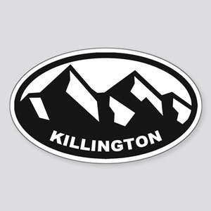 Killington Sticker (Oval)