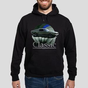 67 Mustang Hoodie (dark)