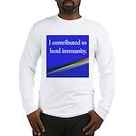Herd Immunity Long Sleeve T-Shirt