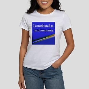 Herd Immunity Women's T-Shirt