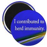 Herd Immunity Magnet