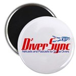 "DiverSync 2.25"" Magnet (100 pack)"