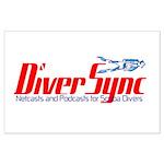 DiverSync Large Poster