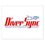 DiverSync Small Poster