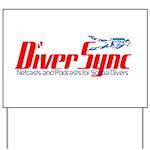 DiverSync Yard Sign