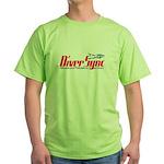 DiverSync Green T-Shirt