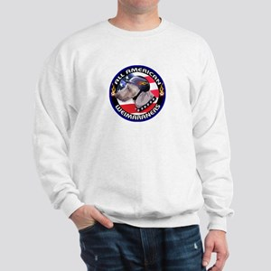 All American Weimaraners Sweatshirt
