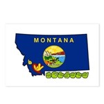 ILY Montana Postcards (Package of 8)