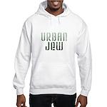 Jewish - Urban Jew - Hooded Sweatshirt