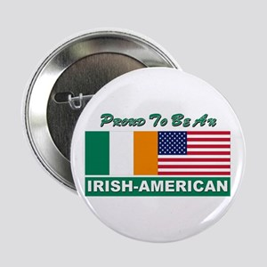 Proud irish Button