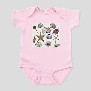 Shells Infant Bodysuit