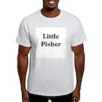 Jewish - Little Pisher -  Ash Grey T-Shirt