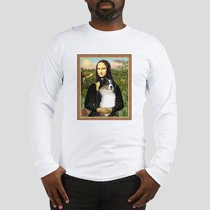 Mona & her Tri Aussie Long Sleeve T-Shirt