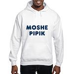 Jewish - Moshe Pipik - Hooded Sweatshirt